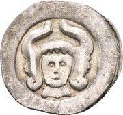 Pfennig - Rudolf III (Wiener Neustadt) -  obverse