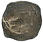 1 Pfennig - Albrecht III – reverse