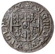 1½ Grossus - Sigismund III Vasa (Riga) – obverse