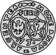 1 Ferding - Jan Chodkiewicz (Dole Castle) – reverse