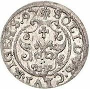 1 Schilling - Sigismund III Vasa (Riga) – reverse