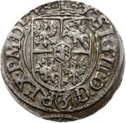 3 Polker - Sigismund III Vasa (Riga) – obverse