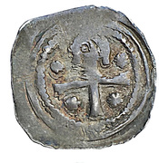 1 Pfennig - Otto II. von Freising – obverse