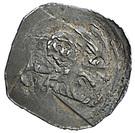 1 Pfennig - Otto II. von Freising – reverse