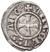 Denier - John II Angelus Comnenus – obverse