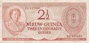 2 1/2 Gulden – obverse