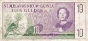 10 Gulden – obverse