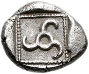 1/3 Stater – reverse