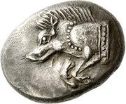 Stater - Uncertain Dynast (Uncertain Mint) – obverse