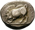 Stater - Uncertain dynast – obverse