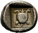 Stater - Uncertain dynast – reverse