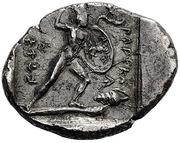Stater - Perikles (Antiphellos) – reverse