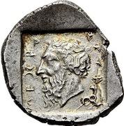 Stater - Mithrapata (Antiphellos) – reverse