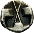 1/6 Stater - Uncertain dynast – reverse