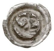 Brakteat - Świętopełk II Wielki (Gdańsk mint) – reverse