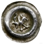 Brakteat - Sambor II (Tczew mint) – obverse