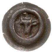 Brakteat - Mściwój II (Chojnice mint) – obverse