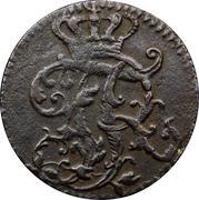 3 Pfennig - Friedrich II – obverse