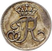 1/24 Thaler - Friedrich II – obverse