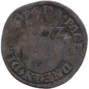 1 Oortje - Edzard II and Johann – reverse