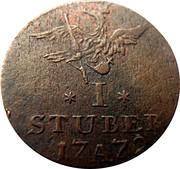 1 Stuber - Friedrich II -  reverse