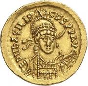 Solidus - Basiliscus (VICTORIA AVGGG; Constantinopolis) – obverse