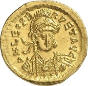 Solidus - Leo I (VICTORIA AVGGG; Constantinopolis) – obverse