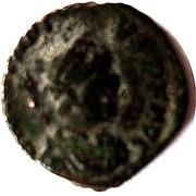 Follis - Arcadius (GLORIA ROMANORVM; Cyzicus) – obverse