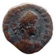 Follis - Arcadius (VOT X) – obverse