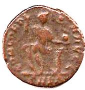 Follis - Arcadius (CONCORDIA; Constantinopolis) – reverse