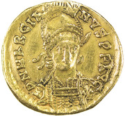 Solidus - Marcianus (VICTORIA AVGGG) – obverse
