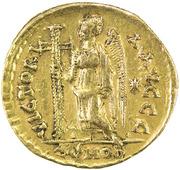 Solidus - Marcianus (VICTORIA AVGGG) – reverse