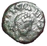 Follis - Marcianus (Monogram; Constantinopolis) – obverse