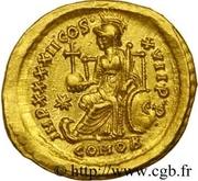 Solidus - Theodosius II – reverse