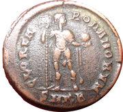 Maiorina - Arcadius (GLORIA ROMANORVM; Cyzicus) – reverse