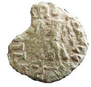 Follis - Arcadius (VICTORIA AVGGG; Arelate) – reverse