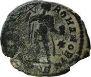 Maiorina - Arcadius (GLORIA ROMANORVM; Nicomedia) – reverse
