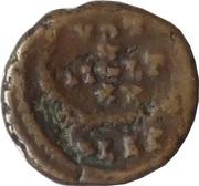 Follis - Arcadius (VOT X MVLT XX; Alexandria) – reverse
