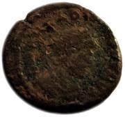 Nummus - Arcadius (CONCORDIA; Constantinople) – obverse