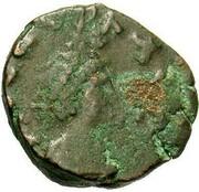 AE Nummus - Leo I – obverse