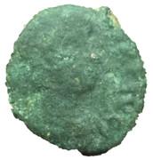 Follis - Arcadius (VICTORIA AVGGG; Aquileia) – obverse