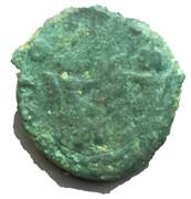 Follis - Arcadius (VICTORIA AVGGG; Aquileia) – reverse