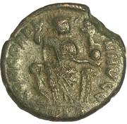 Nummus Minimus - Theodosius II (CONCORDIA AVGG) – reverse