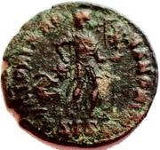 Follis - Arcadius (GLORIA ROMANORVM; Siscia) – reverse