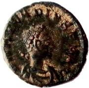 Follis - Arcadius (SALVS REIPVBLICAE; Cyzicus) – obverse