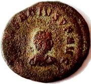 Follis - Arcadius (VOT V; Constantinopolis) – obverse