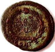Follis - Arcadius (VOT V; Constantinopolis) – reverse