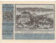 50 Heller (Ebelsberg) -  reverse