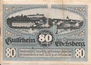80 Heller (Ebelsberg) -  reverse