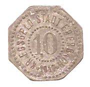 10 Pfennig - Eberbach – obverse